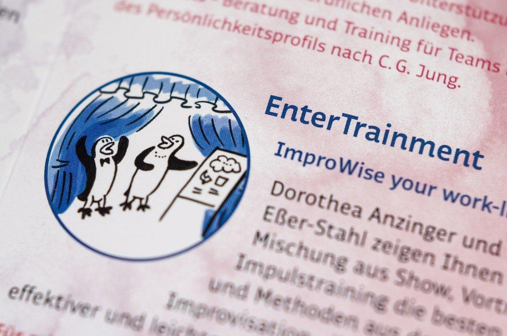 Training Coaching Infofolder